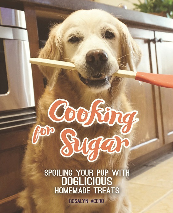 dog treat book Cooking For SUGAR