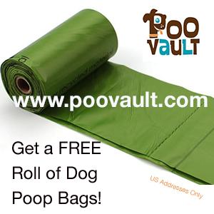 Get Dog Poop Bags at Poo Vault