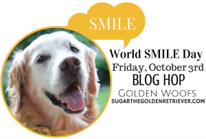 Invitation World Smile Day Blog Hop