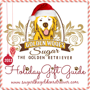 Golden Woofs 2013 Holiday Gift Guide