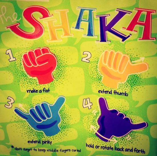 3a9eb92d2c37 SHAKA, Hand Gesture I Golden Approve - Golden Woofs