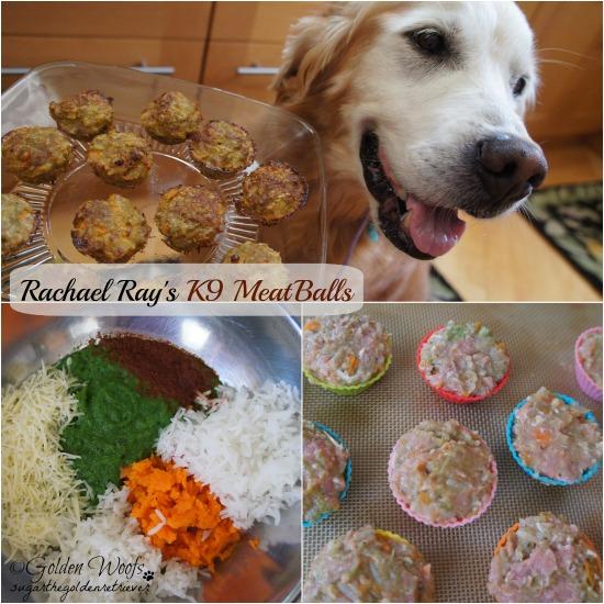 Rachael Ray K9 Meatballs