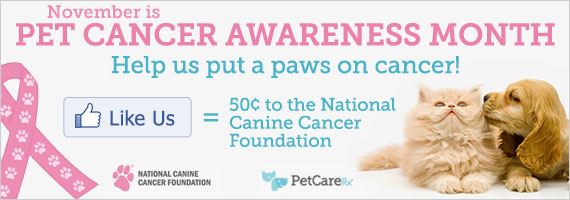 PetCareRx Cancer Awareness