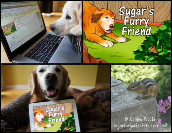 CyberMonday Sugar's Furry Friend