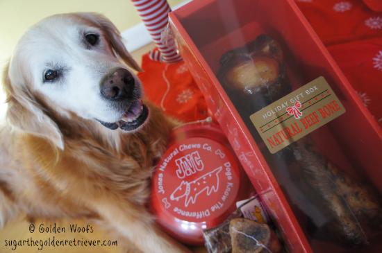 Sugar, Jones Chews Holiday Treats