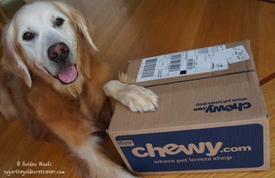 Chewy.com Delivery Box