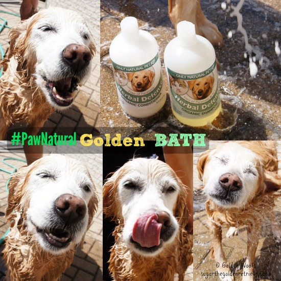 PawNatural Herbal Defense Bath