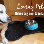 Loving Pets Milano Dog Bowl Bella Mat