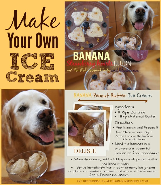 How To Make Dog Ice Cream Without Yogurt