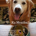 K9 Meatballs