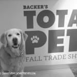 Sugar at Total Pet Expo