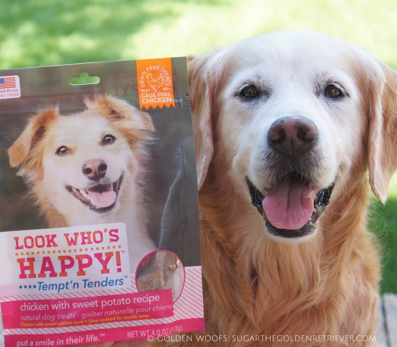 Look Who's Happy Dog Treats