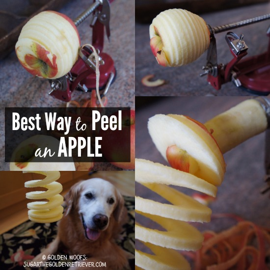 Best Way To Peel An APPLE