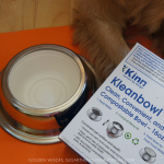 Kleanbowl Pet Bowl By Kinn