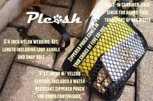 Pleash Leash for Dog Walking