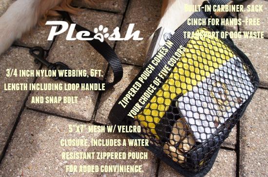 Pleash Leash for Dog Walking