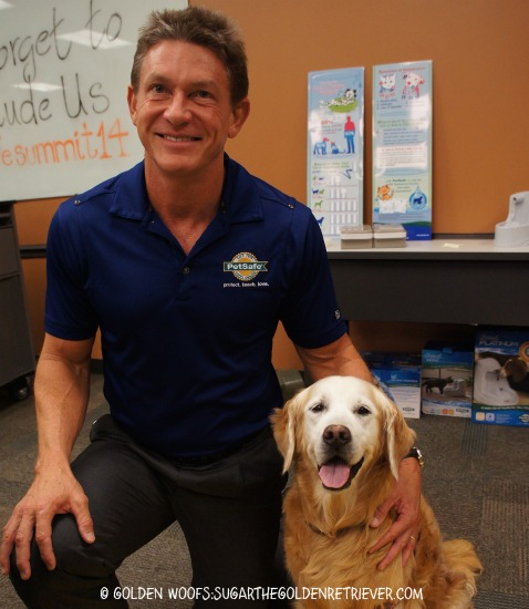 Randy Boyd PetSafe Blogger Summit