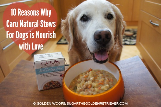 Natural Stews For Dogs: Caru Pet Food