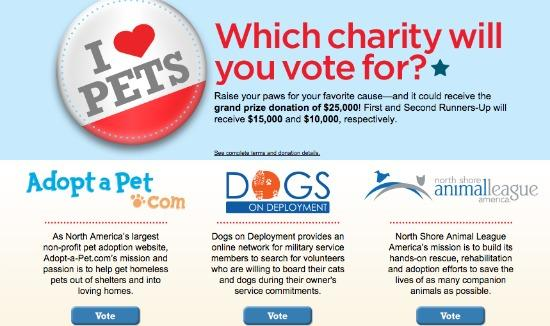 Purina PureLoveForPets Paws For A Cause | #CurePetCancer | Helping Great Causes