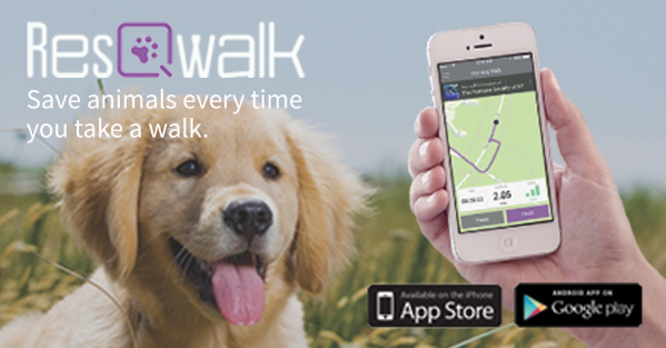 ResQwalk #Walk4Animals