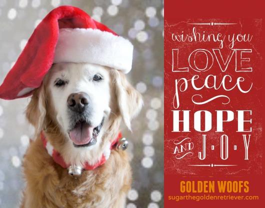 Holiday Greeting WISH