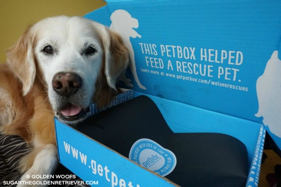PetBox Gives Back