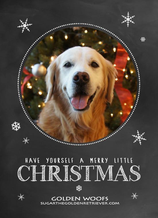Holiday Greeting Christmas