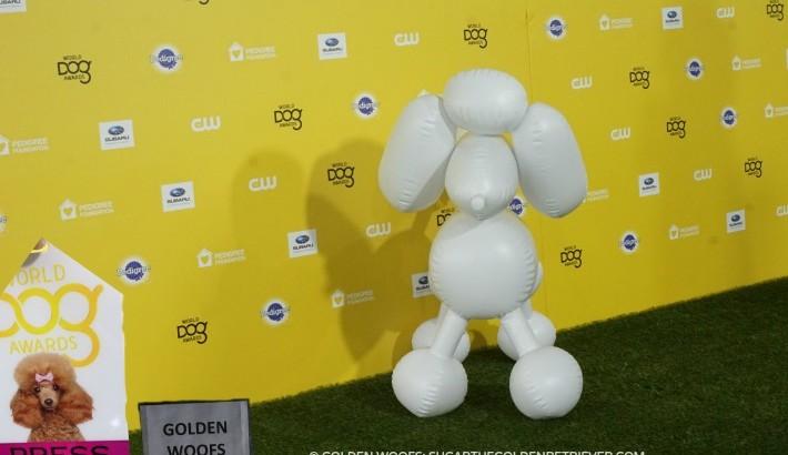 Paw-Parazzi at The World Dog Awards