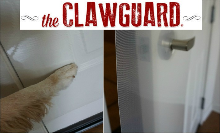 Clawguard Door Protector & Clawguard Protects Your Door from Dog Scratches - Golden Woofs
