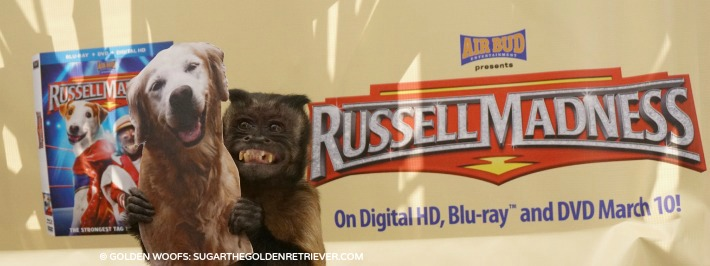 Russell Madness Cyrstal the Monkey