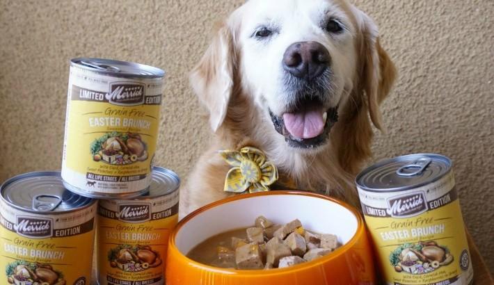 Merrick Easter Brunch Dog Food