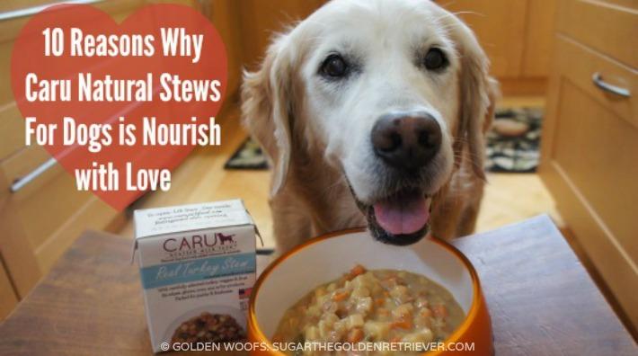 CARU Pet Food Natural Stews