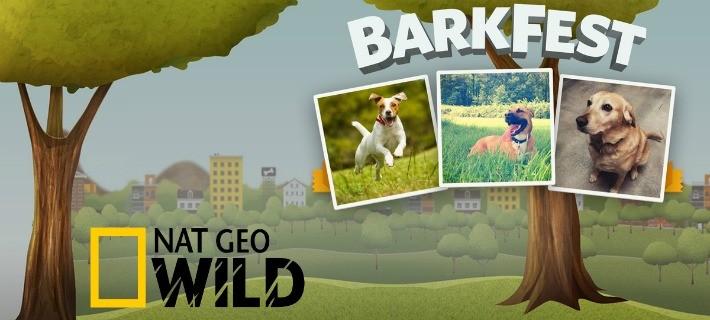 Nat Geo Wild Barkfest