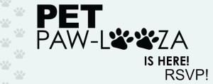 Pet Pawlooza is Here! RSVP