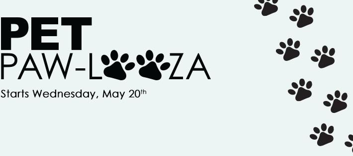 Pet Pawlooza Online Sampling Event #PetPawlooza