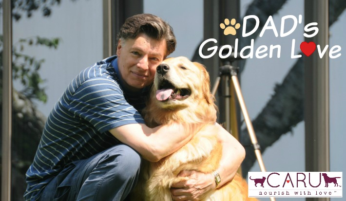 Caru Pet Food Dog Dad