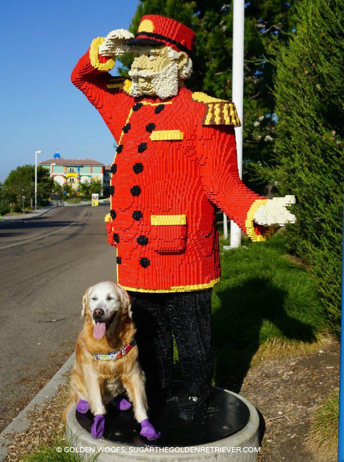 Legoland Hotel Entrance Carlsbad