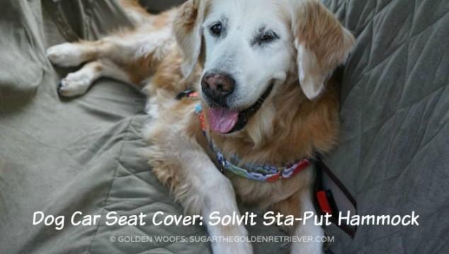 dog seat cover Solvit Hammock