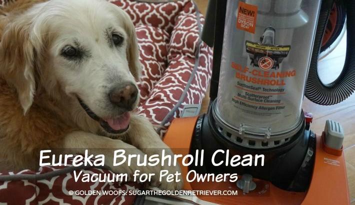 Eureka Brushroll Clean Vacuum for Pet Owners