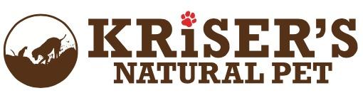 Kriser's Natural Pet Store Logo
