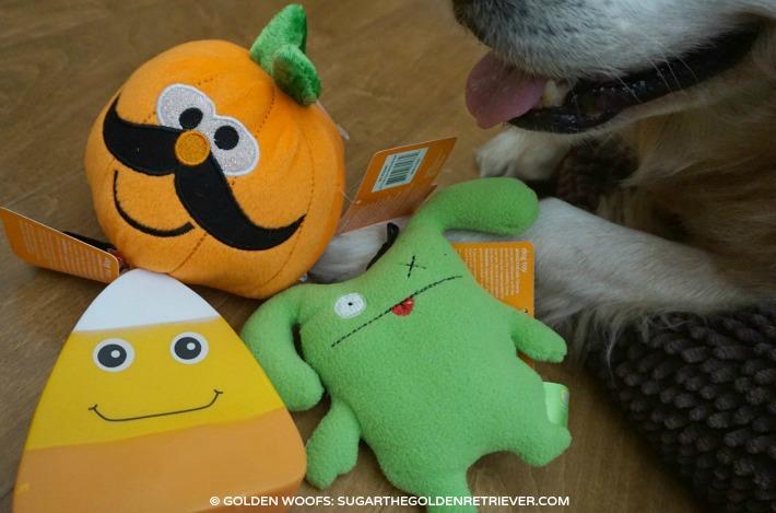 PetSmart Halloween Toys