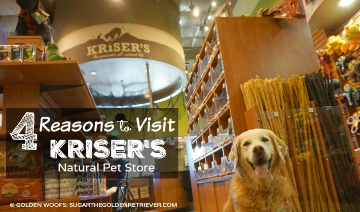 Shopping at Kriser's Natural Pet Store
