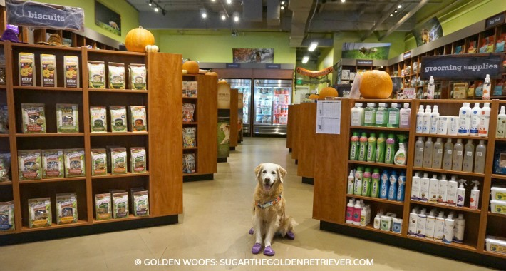 Natural Pet Food And Supply Store