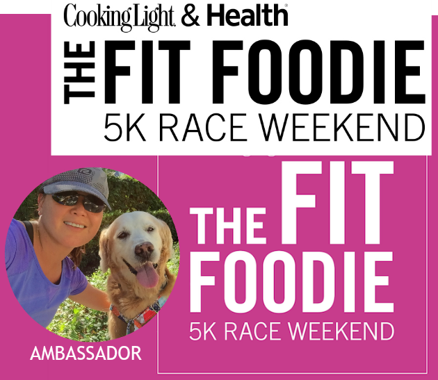 Cooking Light & Health Fit Foodie Ambassador