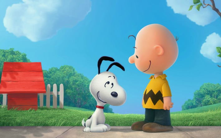 Go Nuts with The #PeanutsMovie on November 6th