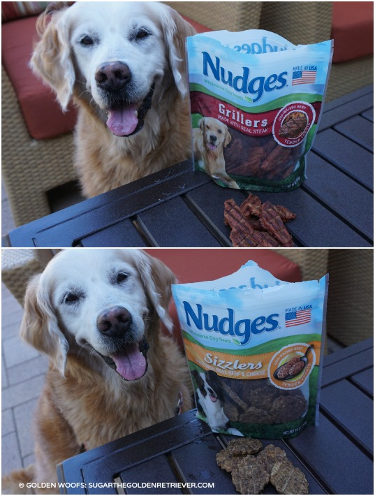 wholesome dog treats nudges