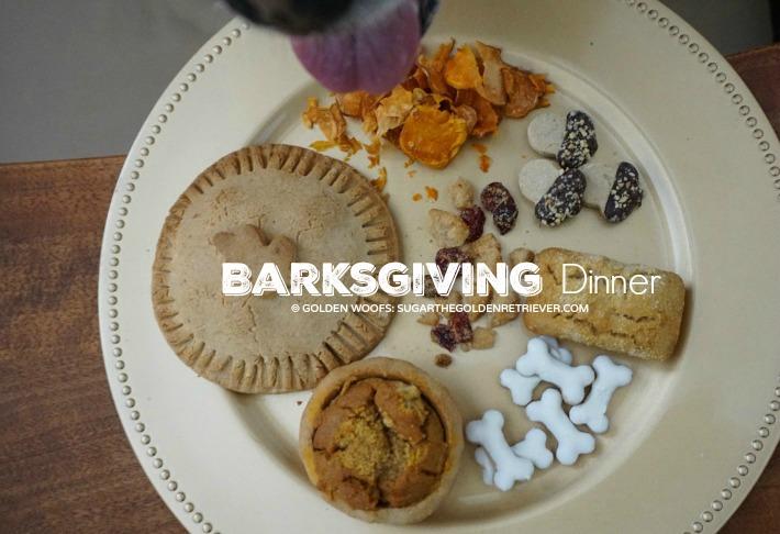 Barksgiving Dinner from The Dog Bakery