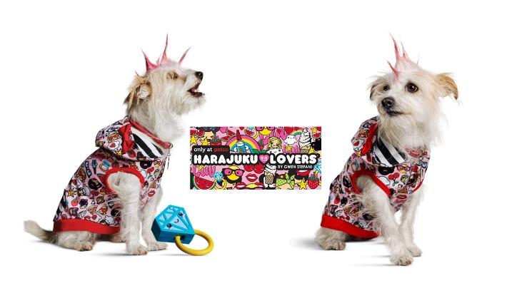 Harajuku makeover Petco Grooming - Golden Woofs