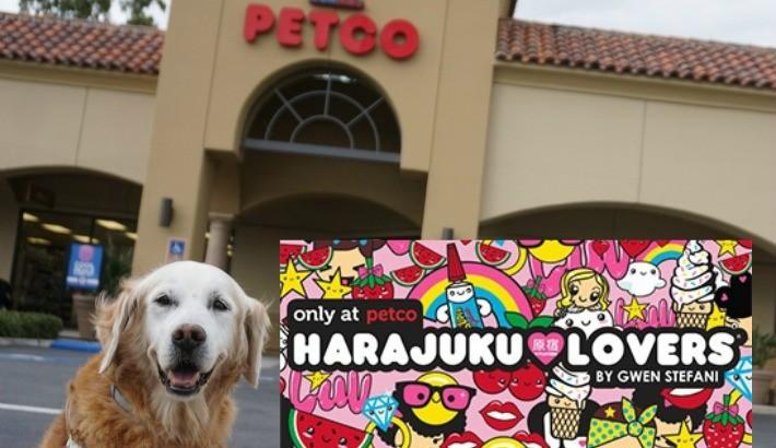 Gwen Stefani's Harajuku Lovers Collection at Petco