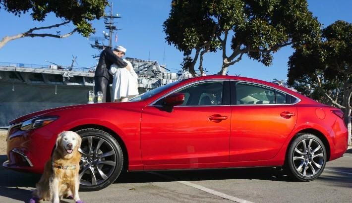 Sun-Kissed Soul Red #DriveMazda